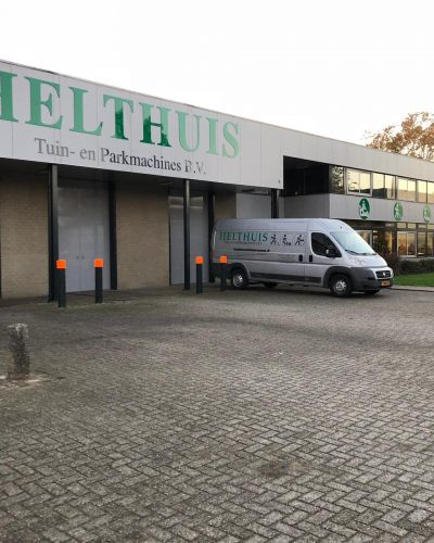 Helthuis gevelreclame